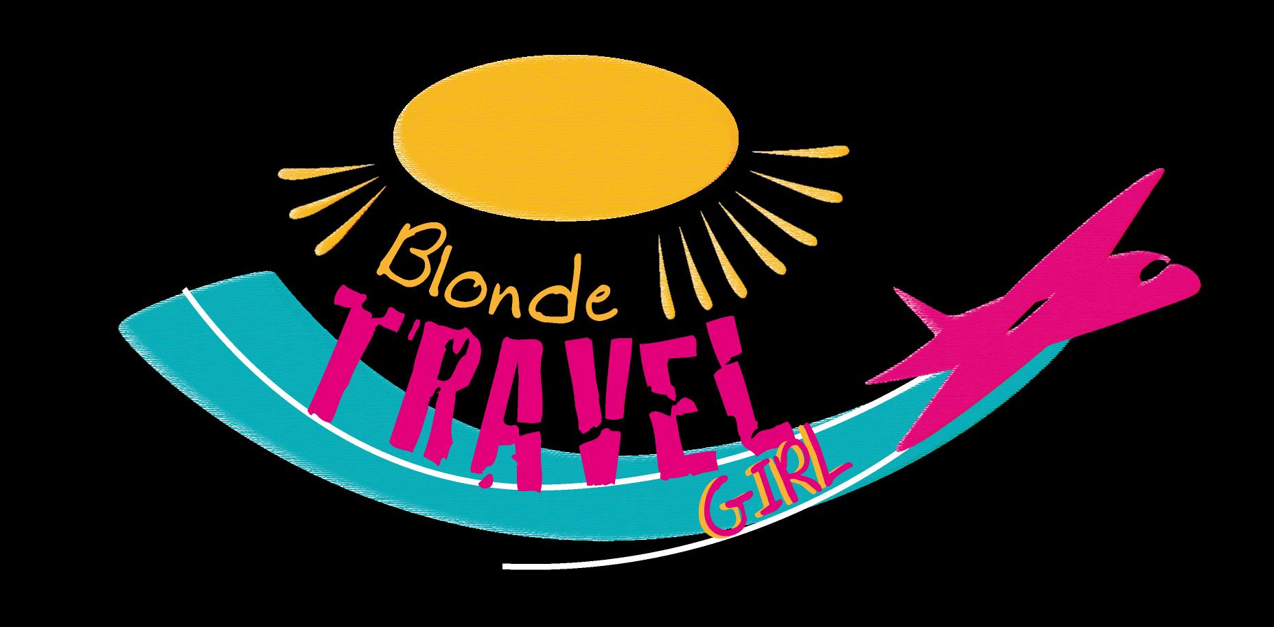 BlondeTravelGirl Logo